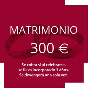 Prestación del Montepío por matrimonio